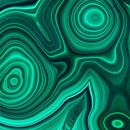 MAY: MALACHITE