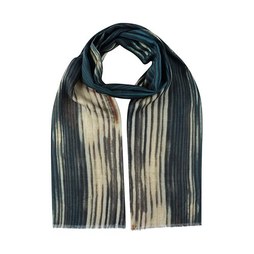 THE FOSSIL WOOD SCARF